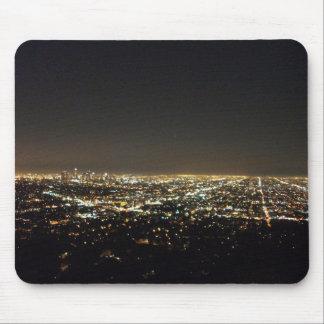 Los Ángeles California Alfombrilla De Ratón