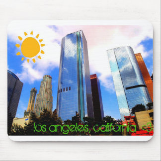 Los Ángeles California Tapetes De Ratones