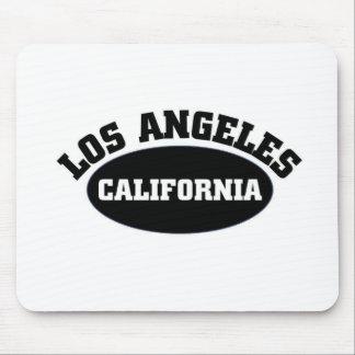Los Ángeles, California Alfombrilla De Ratones