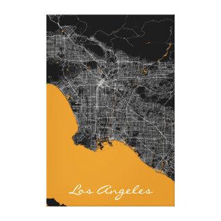 Los Ángeles, California Impresión De Lienzo
