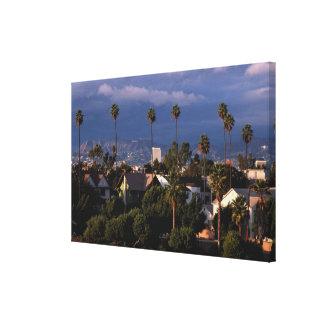 Los Ángeles, California Impresiones En Lona