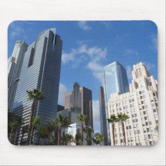 Los Ángeles céntrico Tapete De Ratón