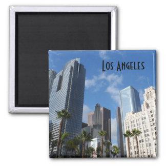 Los Ángeles céntrico Imán De Frigorífico