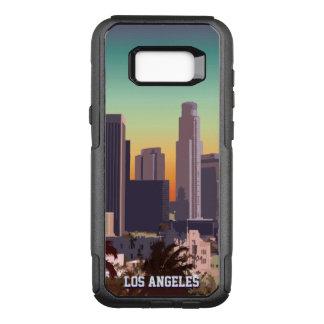 Los Ángeles céntrico modificado para requisitos Funda Otterbox Commuter Para Samsung Galaxy S8+