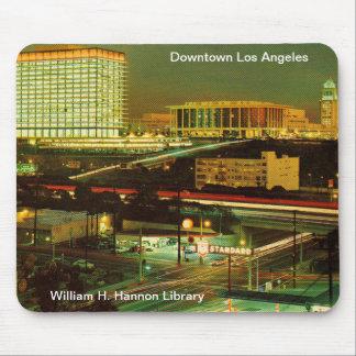 Los Ángeles céntrico Mousepad