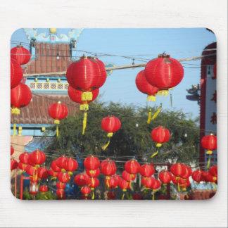 Los Ángeles Chinatown Alfombrilla De Ratón