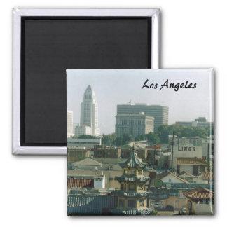 Los Ángeles Imán De Frigorifico
