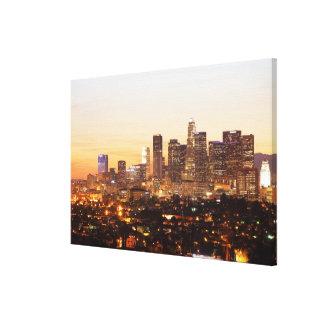Los Ángeles Lona Estirada Galerías