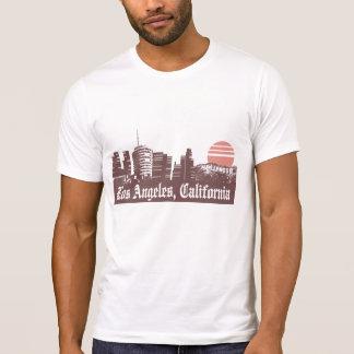 Los Ángeles Linesky Camiseta
