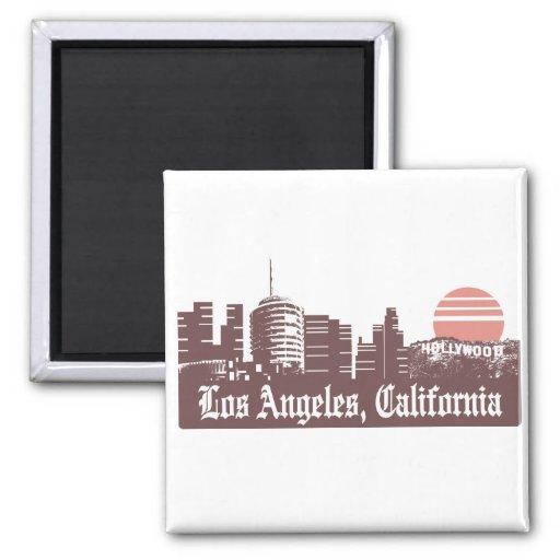 Los Ángeles Linesky Iman Para Frigorífico