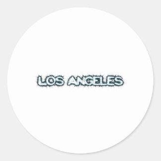 Los Ángeles Pegatinas