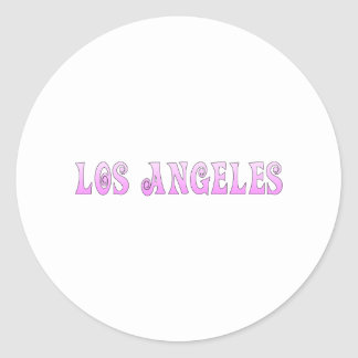 Los Ángeles Etiqueta