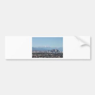 Los Ángeles Pegatina Para Coche