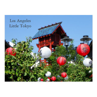 ¡Los Ángeles/poca postal de Tokio!