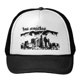 Los Ángeles puso para su ciudad Gorra