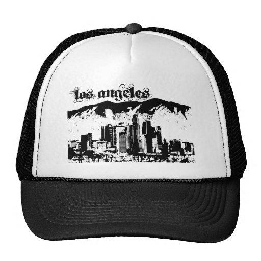 Los Ángeles puso para su ciudad Gorros Bordados