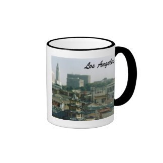 Los Ángeles Tazas