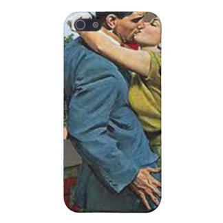 Los años 50 retros ahorran el caso del iPhone de l iPhone 5 Protector