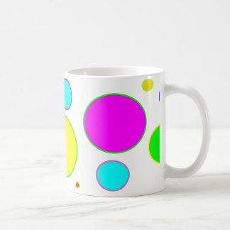 """los """"años 60 diseñan taza de café de la diversión"""