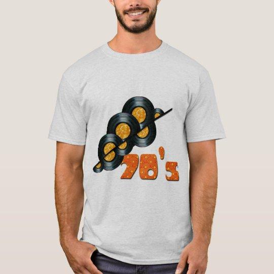 los años 70 camiseta