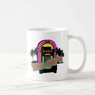 Los años 80 taza
