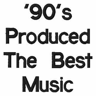 los años 90 camiseta polo