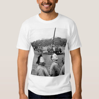 Los armas antiaéreos en Hyde Park van imagen Camisetas