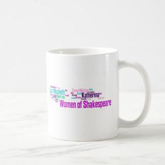 Los artículos inspiraron por las mujeres del stori taza de café