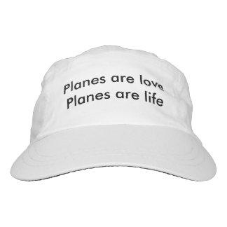 Los aviones son aviones del amor son gorra de la gorra de alto rendimiento