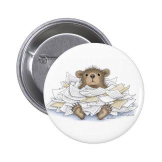 Los botones de Gruffies® - de Pinback Chapa Redonda 5 Cm