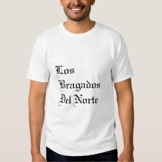Los Bragados Del Norte Camisetas
