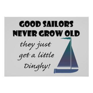 Los buenos marineros nunca crecen viejos diversió