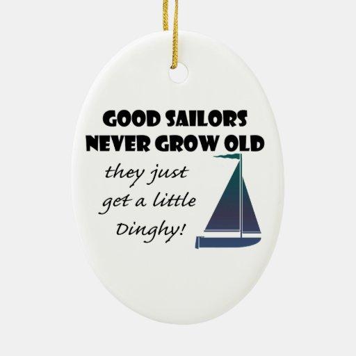 Los buenos marineros nunca crecen viejos, el decir ornamente de reyes