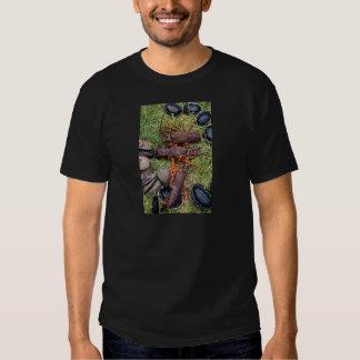 Los cangrejos y el paua (olmo) cogen, Nueva Camisas