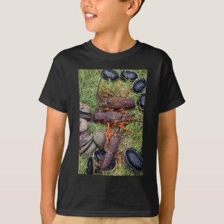 Los cangrejos y el paua (olmo) cogen, Nueva Camiseta
