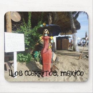 Los Cerritos, México Mousepad