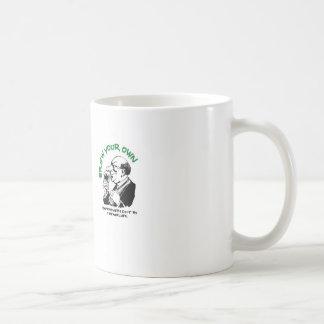 Los cerveceros caseros lo hacen solo taza de café