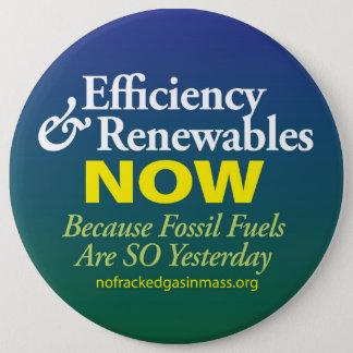 Los combustibles fósiles son tan ayer botón