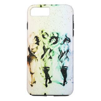 Los coristas del Victorian del arco iris de Funda iPhone 7 Plus
