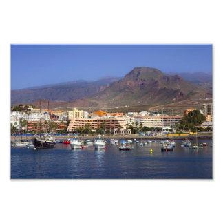 Los Cristianos en Tenerife Fotos