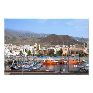 Los Cristianos en Tenerife Fotografias