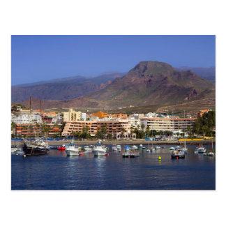 Los Cristianos en Tenerife Postal