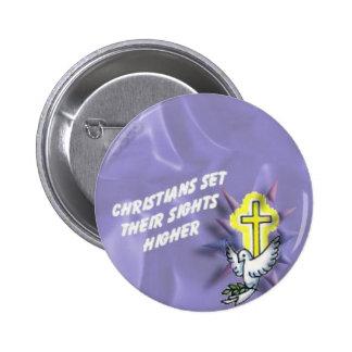 Los cristianos fijados allí ven un botón más alto pin