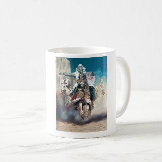 Los cruzados montan la taza clásica