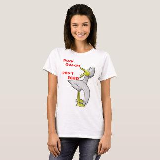 Los curanderos del pato no repiten camiseta