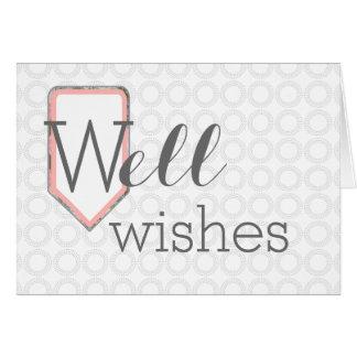 Los deseos del pozo el | consiguen a pozo el tarjeta pequeña