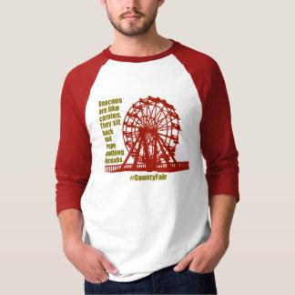 Los diáconos son como carnies camiseta