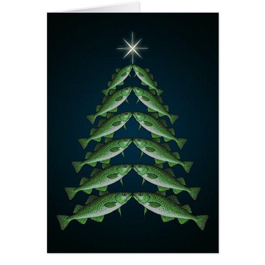 Los doce bacalaos de la tarjeta de Navidad del