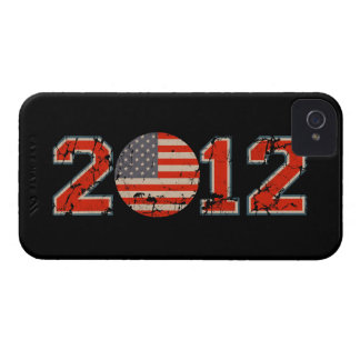 Los E.E.U.U. 2012 Case-Mate iPhone 4 Protectores