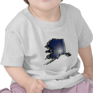 LOS E.E.U.U.: Alaska Camiseta